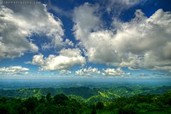 (The Blue Mountains) (Rezwan Razzaq) Tags: blue sky cloud sunlight white mountains tree green nature beauty landscape flickr hill peak front page bangladesh hillyarea nilgiri chittagong bandarbans tamronspaf1024mmf3545diiildasphericaliflens gettyimagesbangladeshq2