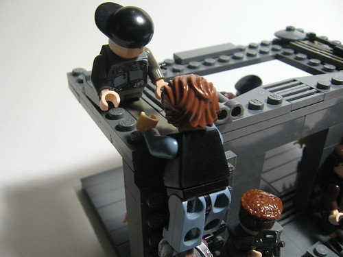 Brickpocaplypse! Break In.... 5167844099_3e9a064755