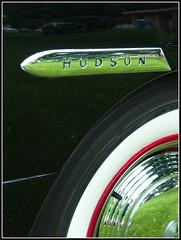 Hudson Automobile (jhoweaa) Tags: automobile michigan olympus ypsilanti e500 orphancarshow 1454mm