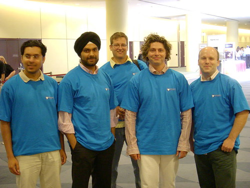The SharePoint guys!
