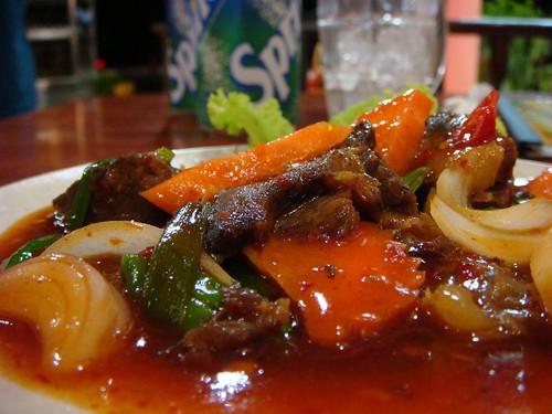 Delicious Malay food...