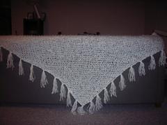 Comfy shawl