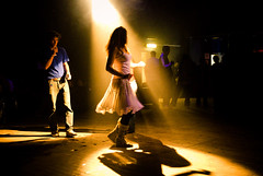 Dance (TGKW) Tags: school light boy people art girl dancing glasgow nightclub nightlife moment