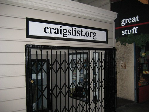 Cragislist corporate offices