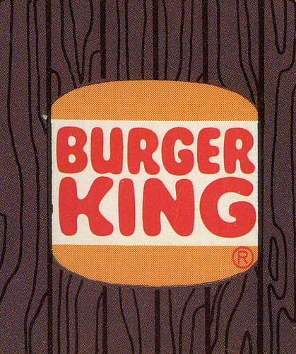 burger king 70s