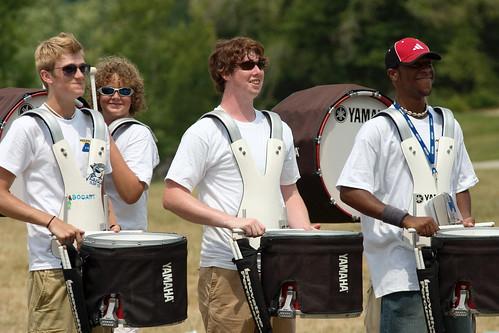Milton Drumline