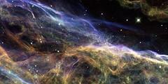 Veil Nebula 2 (aftois) Tags: space nebula hubble spacetelescope veilnebula