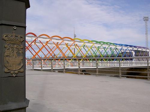 Puente de San Sebastian