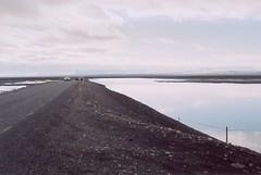 route_talus_riviere (alain_borie) Tags: iceland 2006 christophe alain patrol islande vro elose gadic 650dr