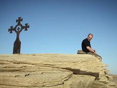 Faith no more (HE~GOES) Tags: church faith religion hellas iglesia mount greece monastery grecia monks monte fe orthodox athos monjes oros agios challengeyouwinner monasterty a3b