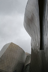 Guggenheim (PhilipHassell) Tags: spain bilbao guggenheim eos30d