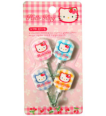 Hello Kitty Strawberry Hooks (pkoceres) Tags: pink japan strawberry hellokitty korea sanrio hook savannahga      boughtatsanriostore hellokittystrawberry boughtathellocutie