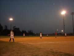 Night Game at Fort Knox - by Teeny!
