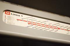 metro line map