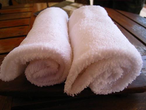 Cold Towels @ Blue Pumpkin.JPG