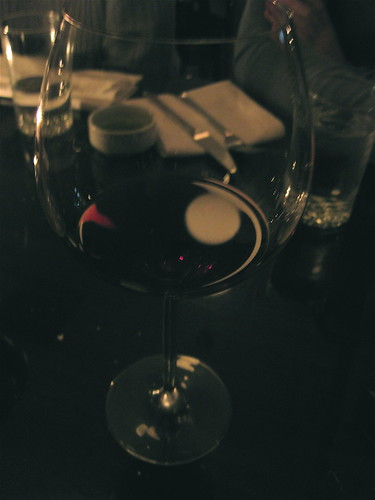 Malbec at Vinoteca