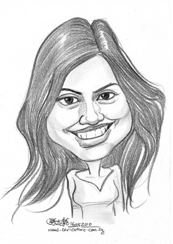 caricature for Hello Technology - 13