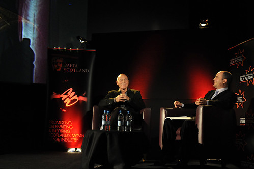 BAFTA Scotland Interview with Sir Patrick Stewart