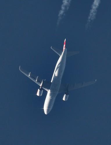 Swiss A320 HB-IJJ