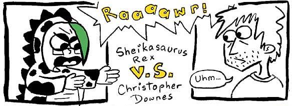 Rex V Downes teaser