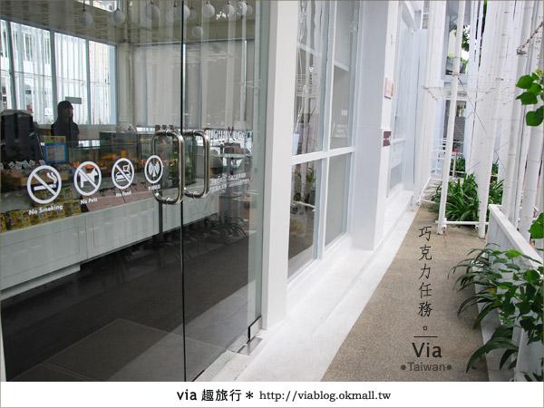 【台中甜點】巧克力任務》CMP BLOCK台中人文美學生活特區23