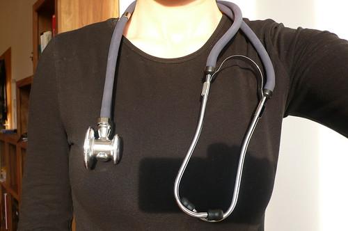Mein erstes Stethoskop