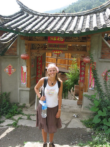 Halfway guesthouse - Hiking the Tiger Leaping Gorge in China