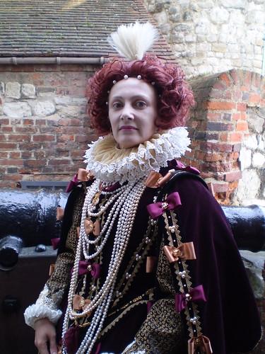 queen elizabeth first castle. Queen Elizabeth I at Upnor