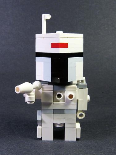 Boba Fett white variant