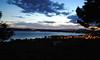 Bolsena lake! (marco_gandolfo) Tags: sky italy lake rome night clouds lago lights nikon viterbo bolsena lazio d3000