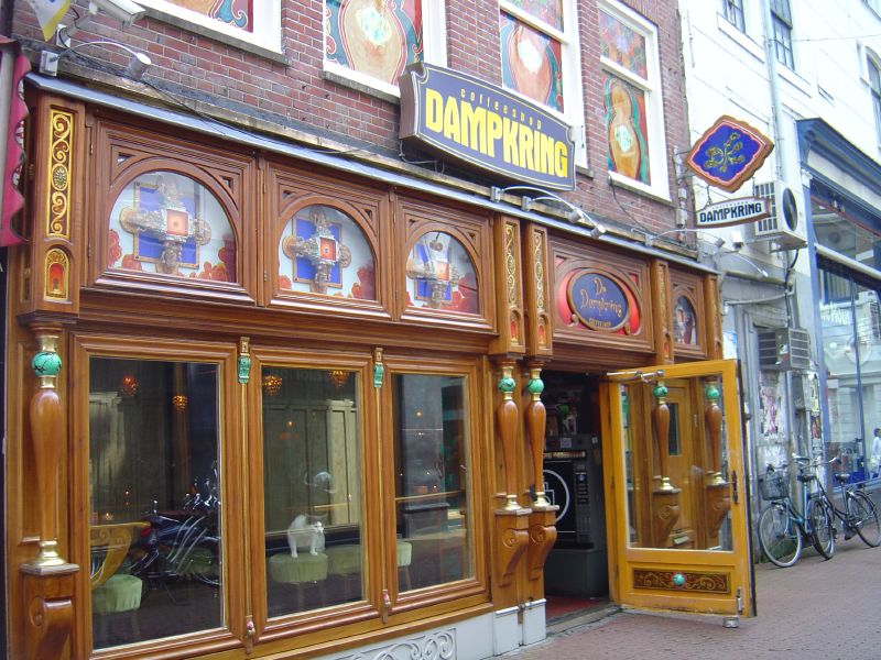 Coffee 9 Streets Amsterdam