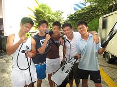 ShingEe, Jeremy, KoongJiunn, HianChuan and ShiYang