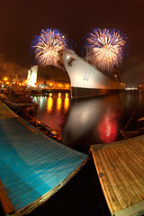Harborfest_Fireworks_2 - by shoebappa