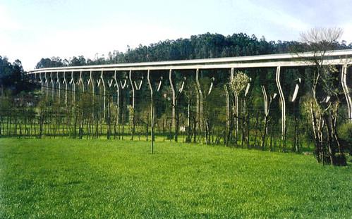 Auto Estrada Viaduct