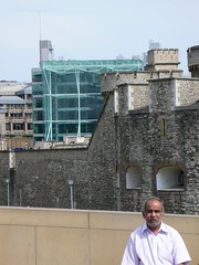 Tower of london glass building 1
