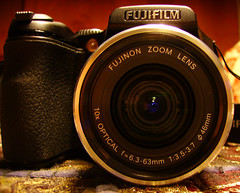 my brand new toy (Eve O. Lushion) Tags: vienna austria verena 10xzoom verenav fujifilms5700