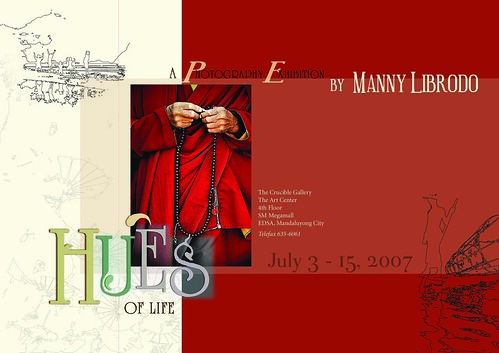 Hues of Life Photo Exhibit by Manny Librodo