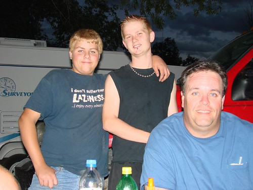 John and boys