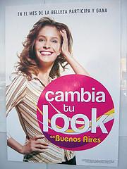 Cambia tu look en Buenos Aires