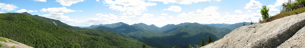 Panorama Hopkins Mountain 2