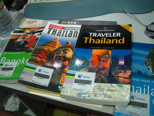Thailand Guidebooks