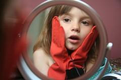 mirror mirror... - by babymellowdee