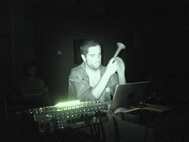 Sala Castell�, Barcelona, April 2007