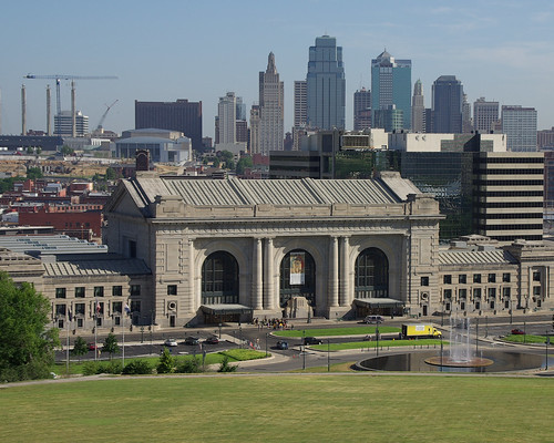 Kansas City Union Station by stevekc, on Flickr