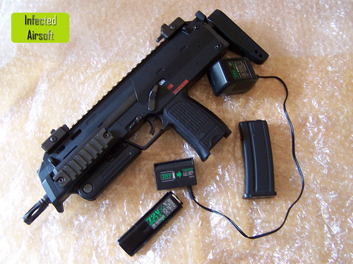 Tokyo Marui MP7A1 | The Festering Wound of ...
