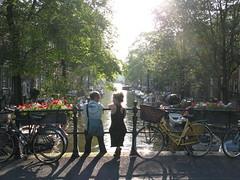 Amsterdam (deboof) Tags: summer amsterdam august zomer augustus jordaan egelantiersgracht tuindwarsstraat rosaoverbeekbrug
