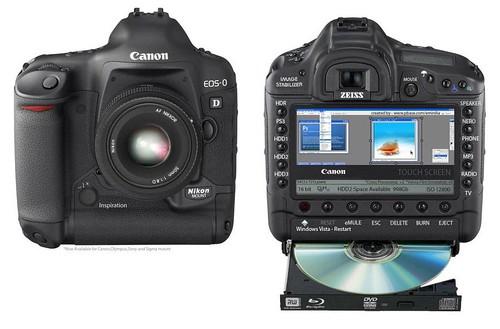 Canon 0D