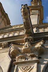 Gargouille (Pixoeil) Tags: paris church gargoyles glise gargouille sainteustache