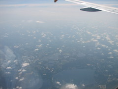 Flyover (EWStan) Tags: water outdoors airplanes
