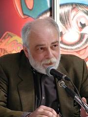 Alfredo Castelli - photo Goria - click epr i dettagi